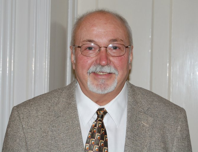 Keene Supervisor William &quot;Bill&quot; Ferebee