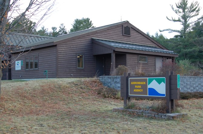 Adirondack Park Agency Headquarters in Ray Brook