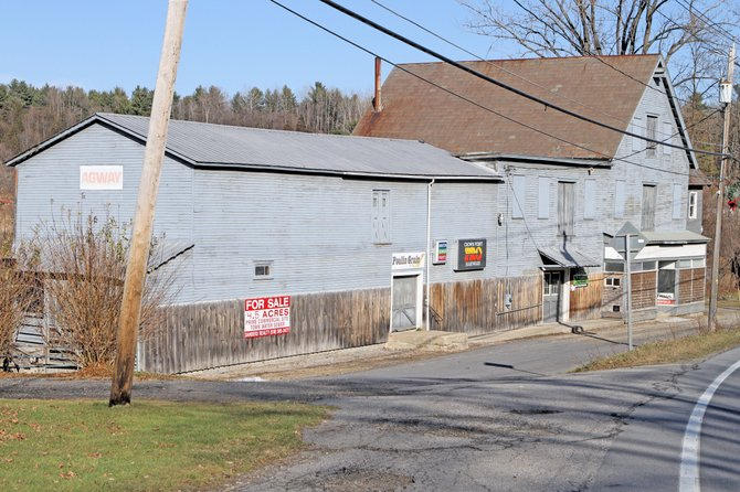 The former Porter's Mill store — the old Agway — in Crown Point has been identified as a possible location for brewery by Ken Tucker, a Ticonderoga resident with plans to attract small breweries throughout the region.