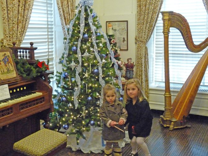 The Ticonderoga Historical Society will host its annual Festival of Trees this December at the Hancock House. This marks the 21st year for the holiday tradition, which features a festive display of trees decorated by local businesses, organizations, families and individuals.