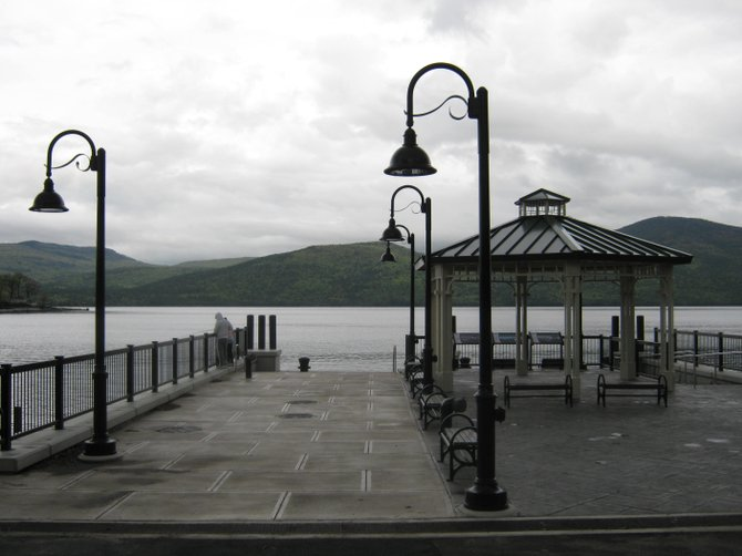The new Bolton town pier has been credited with boosting tourism in town, as well as offering a pleasant site for local residents for recreational use or for event receptions. Based on the pier's popularity, plans now call for rest rooms to be constructed nearby.