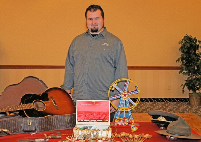Aaron Hanover is in Ticonderoga this week with the American Coin Buyers Guild. The group is hoping area residents will bring rare coins and jewelry to the Best Western Plus Ticonderoga Inn & Suites at 260 Burgoyne Road.