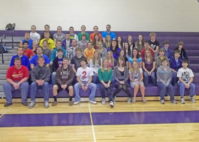 Ticonderoga High School athletes enjoyed a successful fall season on the field and in the classroom. For the first time in school history, the Sentinel soccer, football and boys cross country teams have earned state scholar-athlete awards in the same season.