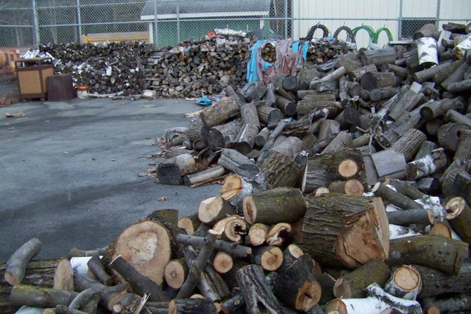 Firewood that was collected, cut and split since 2008 by Warren County workers in a program to help those in need, will now be distributed as intended after a news report prompted public concern that the wood was merely decaying. The firewood, five cords or so, is piled up in the exercise yard of the former Warren County Jail.