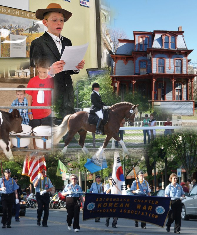 A year-in-review of Saratoga Spotlight.