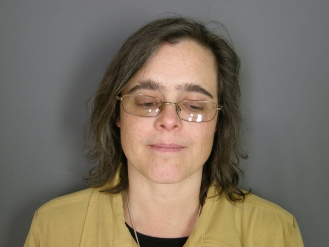 Bethlehem school psychologist Maria Mangini was arrested on misdemeanor drug possession charges, along with her husband Brian Mangini.