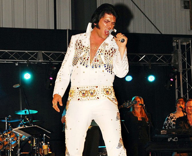 Elvis impersonator Joe Ramsey of Glens Falls, who has performed across the northeastern U.S.and won various awards for his act, has been arrested and charged with felony Welfare Fraud. Police said he collected at least $50,297 more than he should have in public assistance, food stamps and Medicare benefits.