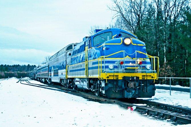 The Gore Mountain Snow Train rides again.