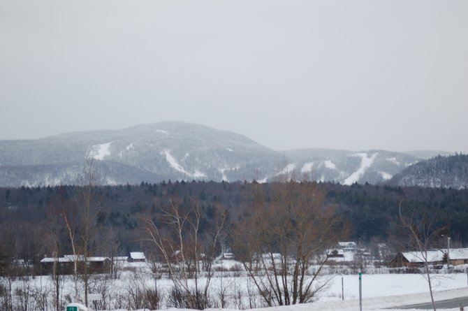 Mount Morris is home to the Big Tupper Ski Area.