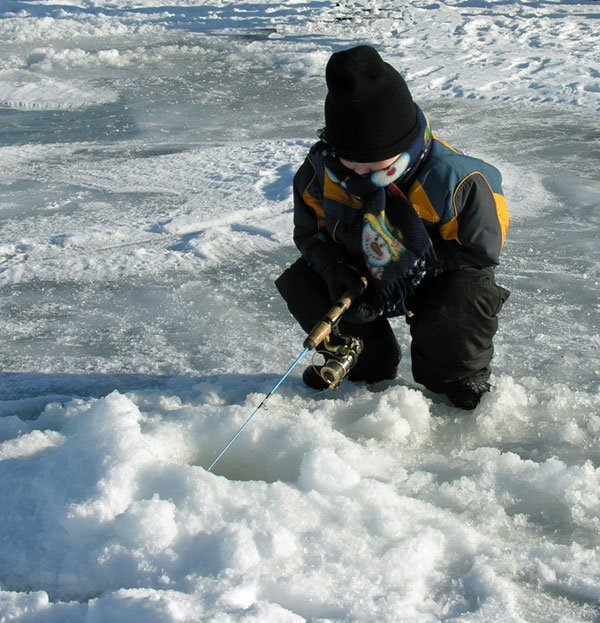 The annual ice fishing derby at Adirondack Lake kicks off at 7 a.m. Saturday, with registration opening at 5:30 a.m. Early registration is $30, day of $35.