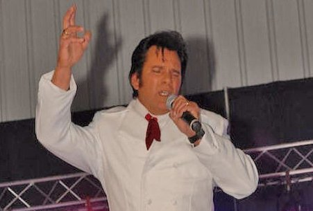 Drew Polsun, an Elvis Presley tribute artist, and his band The Fascinations will perform at the Port Henry Knights of Columbus Saturday, Feb. 11, as part of a dinner-show-dance.