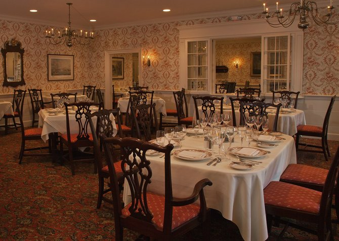 Scrimshaw Restaurant at The Desmond Hotel in Albany got a new menu and dining room renovations.