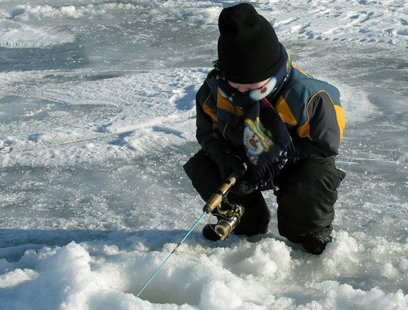 The Vermont Sportsman Association will hold a free ice fishing clinic for children age 15 and younger Saturday, Feb. 11, 10 a.m. to noon at Monitor Bay Park on the shores of Lake Champlain.