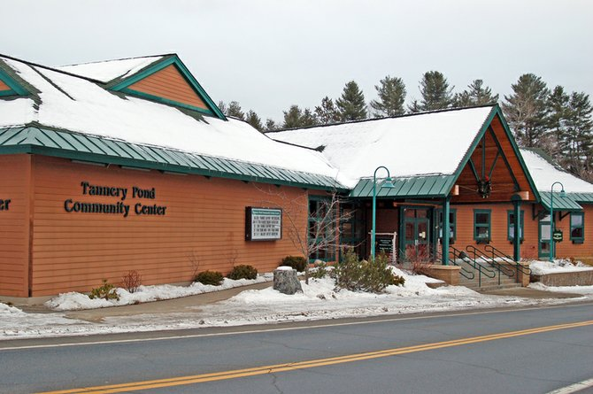 Tannery Pond Community Center in North Creek