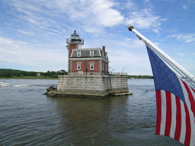 The Hudson-Athens Lighthouse is just one of the many attractions that are just a short drive from home.