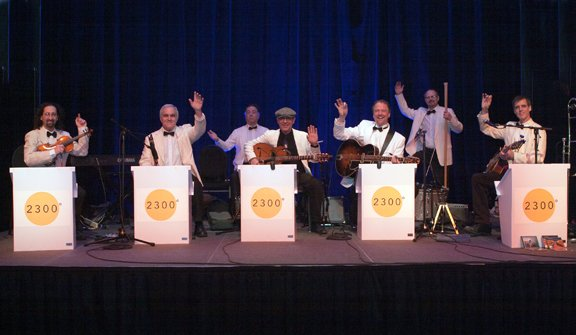 Djug Django, the Gypsy jazz band from Ithaca