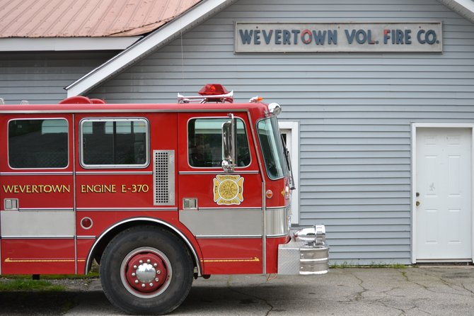 The Johnsburg fire district contract was turned down twice during the town board's Feb. 7 meeting.