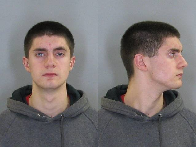 Jospeh E. Badolato, 17, of Ivywood Drive in Selkirk, is accused of running down another youth with his car.