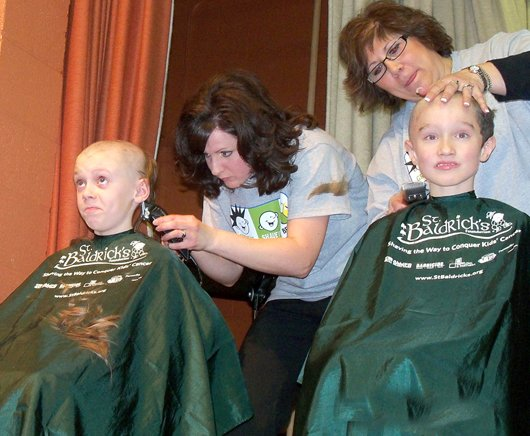 St. Baldrick's fundraising events have been held the past two years in Camillus, but this will be the first time in Skaneateles.