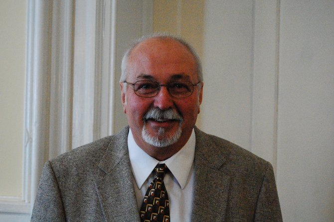Keene Supervisor William Ferebee