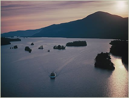 Lake George is renowned as one of the most pristine lakes in the nation.
