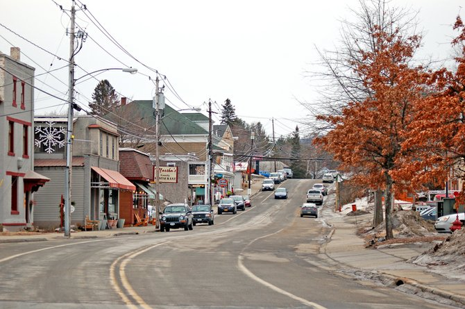 Main Street, North Creek