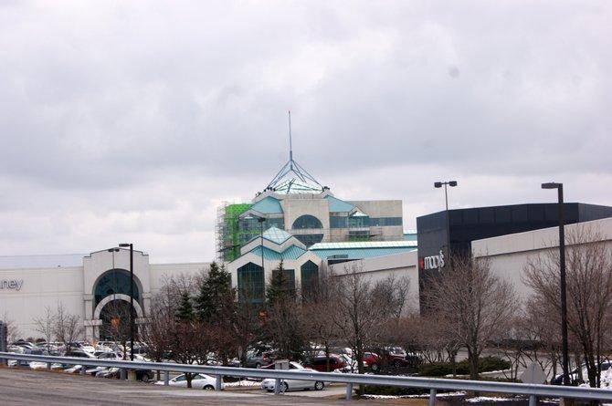 Carousel Center goes green