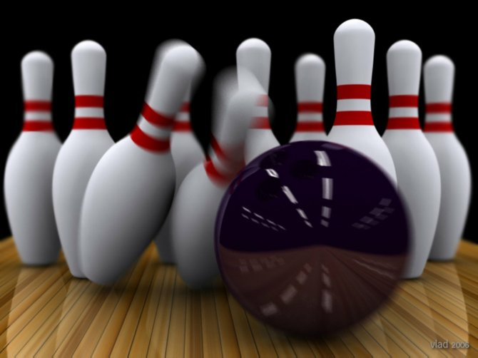 The Ticonderoga Alumni Association will hold a Strikes for Students Bowling Tournament March 10 - 11 at the Adirondack Lanes.