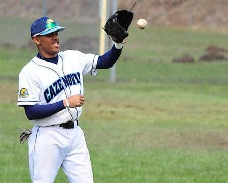 Cazenovia College Wildcats sophomore outfielder Jerome Bright will play for the  NYCBL Utica Brewers in the upcoming season.