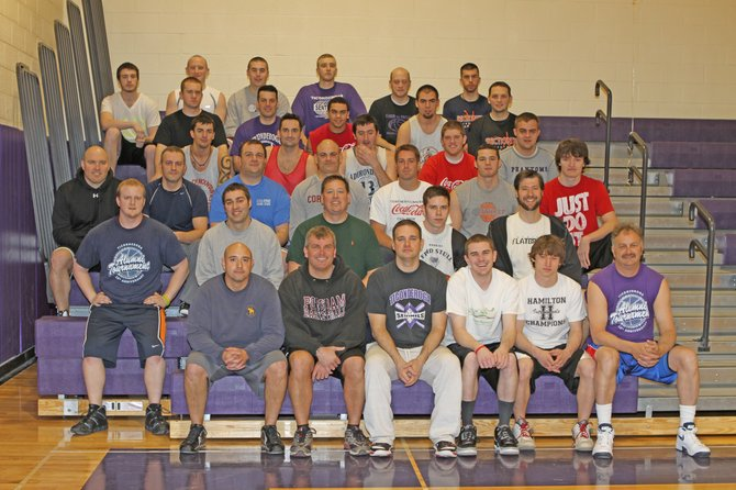 "The annual Ticonderoga Alumni Basketball Tournament will be played Saturday, March 31, at Ti High. It will again benefit the Ticonderoga ""Best Fourth in the North"" celebration. Last year's event attracted dozens of players and hundreds of fans."