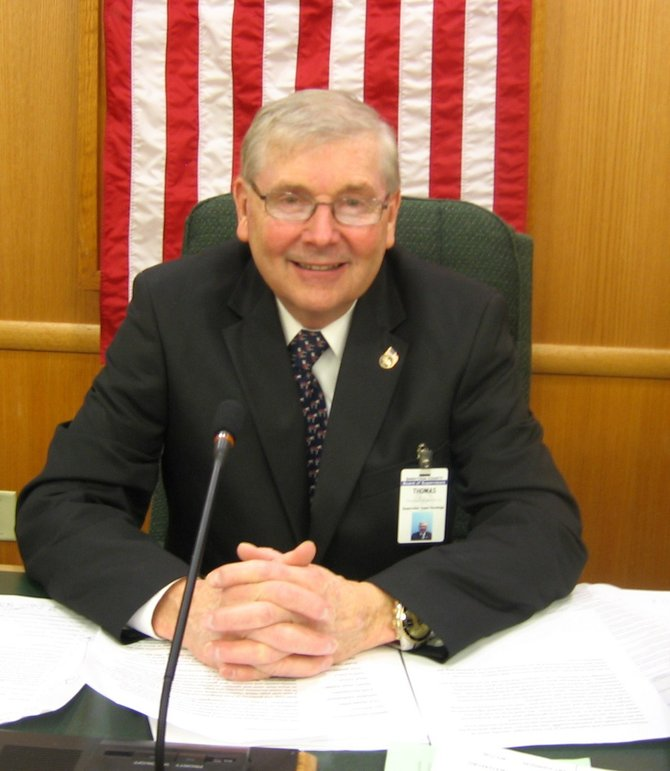 Chairman Thomas N. Wood, III