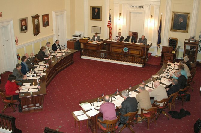 The Essex County Board of Supervisors.