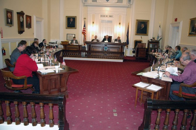 The Essex County Board of Supervisors