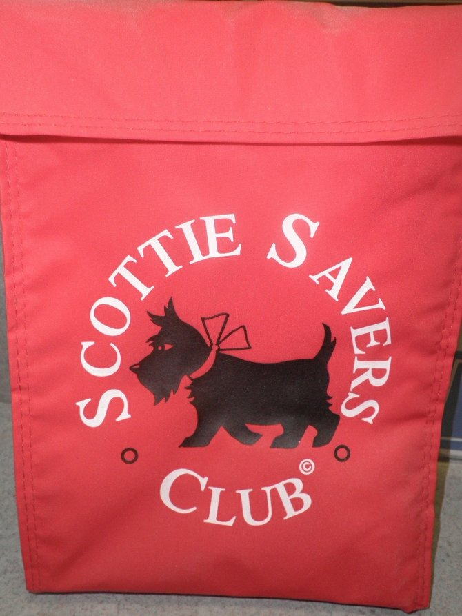 Scottie Savers is a club for Community Resource Federal Credit Union members under 13.  It encourages them to save money by giving them prizes for deposits.