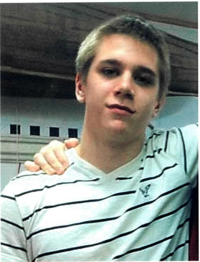 Colin W. Gillis, 18,  of Tupper Lake is considered a missing person. Anyone with more information about his whereabouts should contact Ray Brook Police at 897-2000.