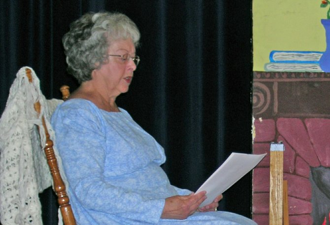 Joan Daby, above, has retired after 20 years as Moriah town historian. Betty Lamoria has taken her position.