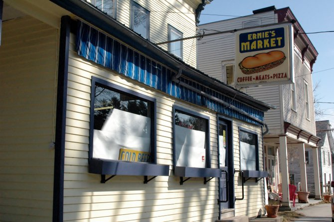Ernie's Market in Westport will re-open Friday, March 16.