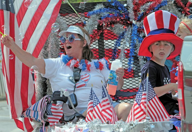 """The Best Fourth in the North"" is months away, but Ticonderoga will have an Independence Day feeling Saturday, March 31. That's when the ""The Best Fourth in the North"" committee will hold a pair of fund raising events. The annual Ticonderoga High School alumni basketball tournament will be played and the Ti Knights of Columbus will host a spaghetti dinner. Both will benefit the annual July 4th celebration."