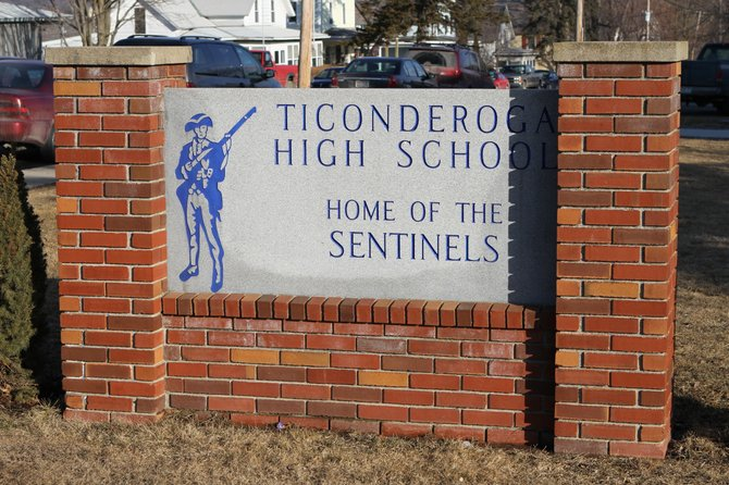 Ticonderoga Central School District employees have agreed to a pay freeze. The district's teaching, administrative and non-instructional staff have all agreed to forego salary increases during the 2012-13 academic year to help close a budget gap.