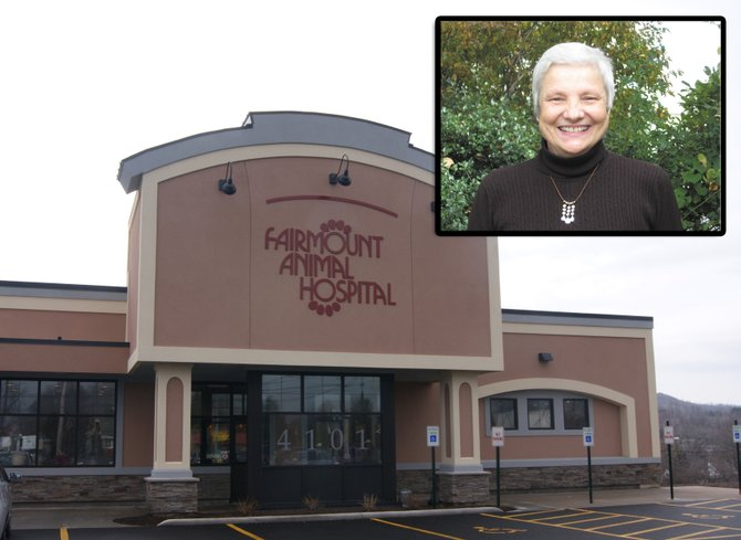 Diane Smith worked as the liaison between Fairmount Animal Hospital and Shamrock Animal Fund.