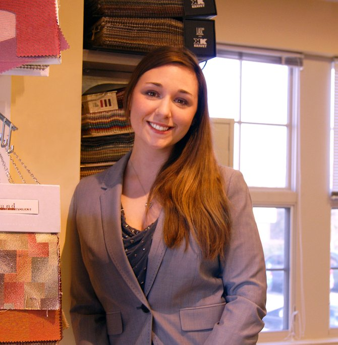 Cazenovia College interior design major Cassandra J. LaPorte recently had the opportunity to work for a designer on HGTVs Showhouse Showdown. The episode will air on HGTV at 2:30 p.m. on Saturday, March 31 and 1:30 p.m. Friday, April 6.