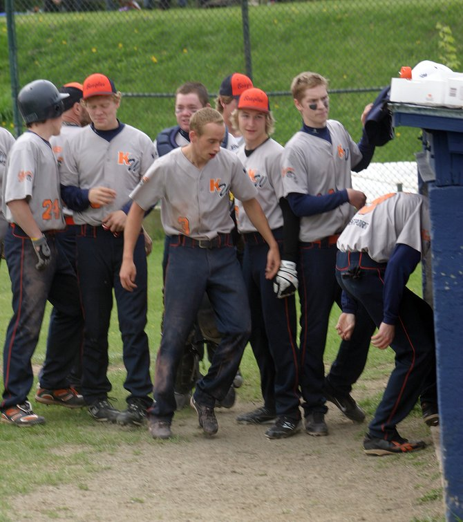 "Keene baseball players merged with Westport for the past two seasons. ""Beagle-ball,"" as it was called, was not renewed this season by the Westport Central School Board."