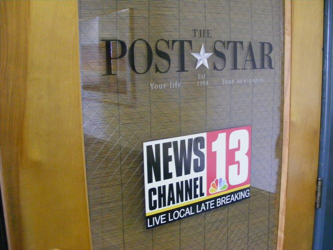 A visit to the Post-Star's Saratoga Springs bureau early Friday afternoon revealed it was dark and  not staffed.