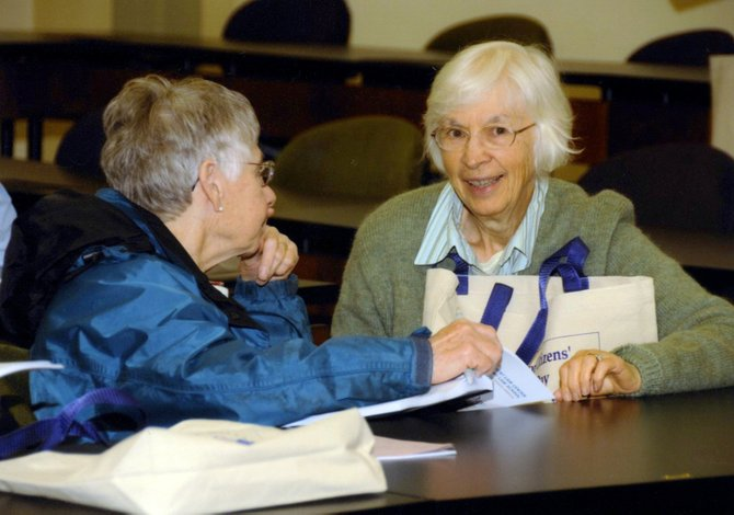 Seniors can take part in a pro bono law clinic and learn about laws affecting the older population at Albany Law's annual Law Day.