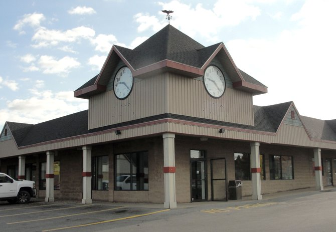 The 8,750-square-foot retail space in Cazenovia's Town and Country Plaza will soon be inhabited by a Sears Hometown Store.