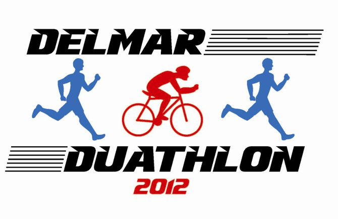 The first Delmar Duathlon will be held on Sunday, April 22 starting at Elm Avenue Park at 8 a.m.