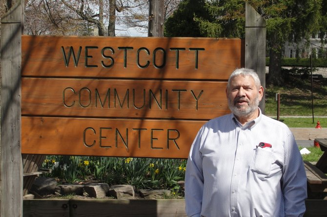 Steve Susman is retiring as executive director of the Westcott Community Center after 12 highly successful years.