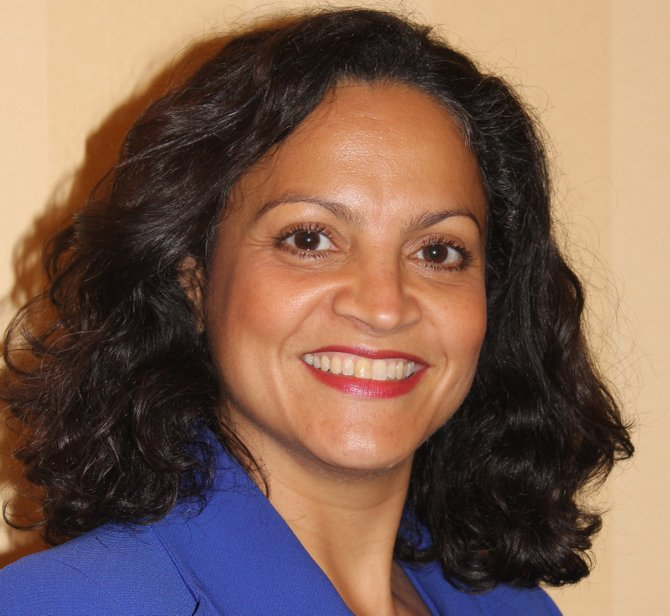 Nancy Hernandez, deputy supervisor of the Town of Colonie, is stepping down.