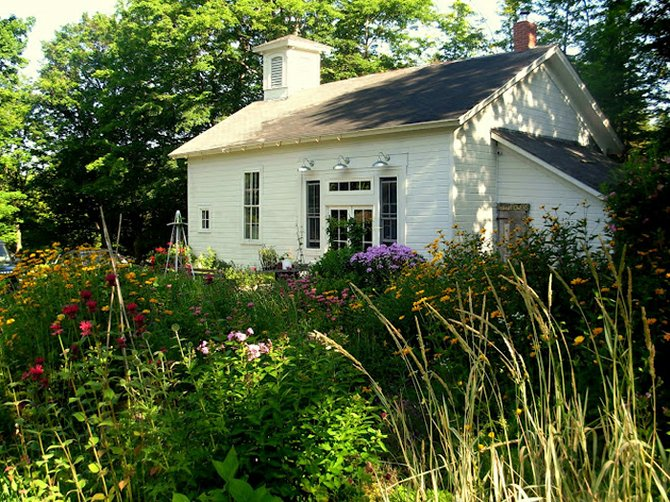 Schoolhouse Farms, on Rose Hill Road in Borodino, is now beginning its third year offering a Community Supported Agriculture program in which community members pay an annual membership fee to the farm and in return receive a weekly share of the harvest.