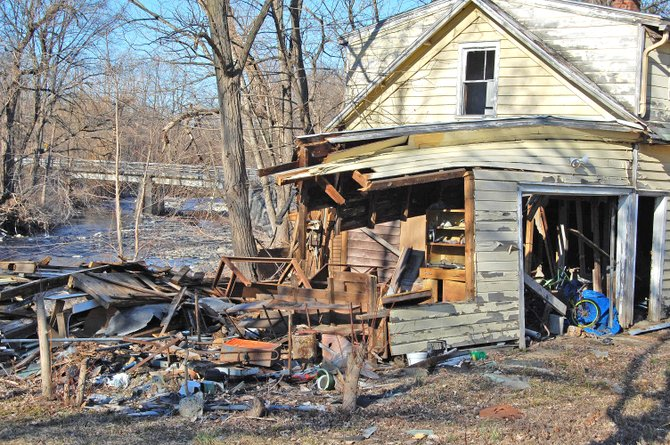 Residents are complaining about a dilapidated home in South Bethlehem on Willowbrook Avenue. Town officials are hoping a solution can come out of a nearing court date.